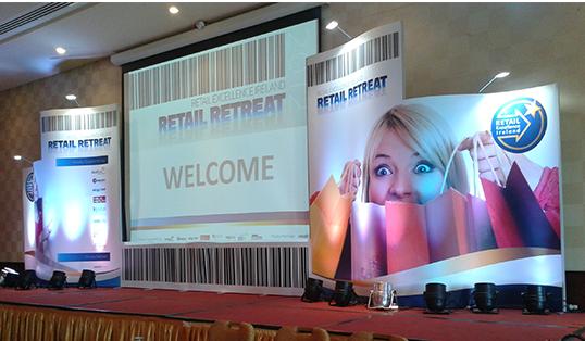 ISOframe Wave Custom | Retail Retreat