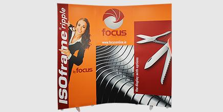 ISOframe Ripple 3 | Focus Visual Communication